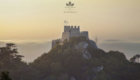 Moorish Castle - Approaching of the Clouds